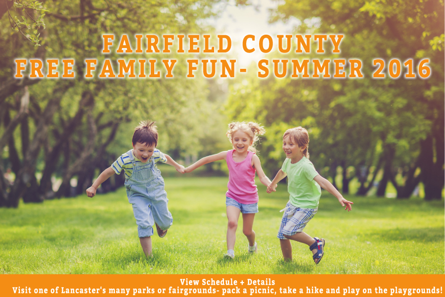 Family Fun Summer Events